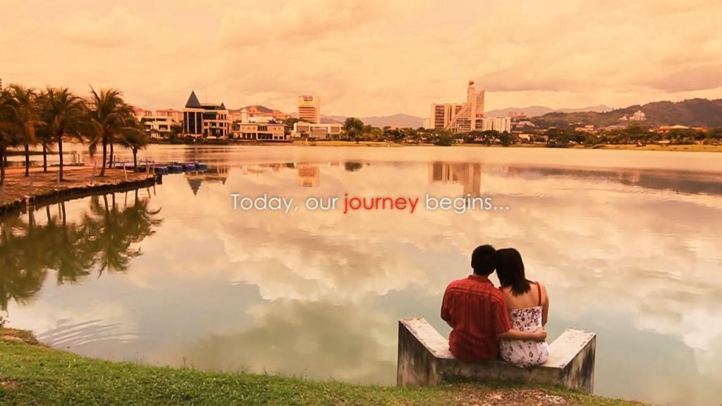 Kok Wah + Woo Khung's Love Story Film