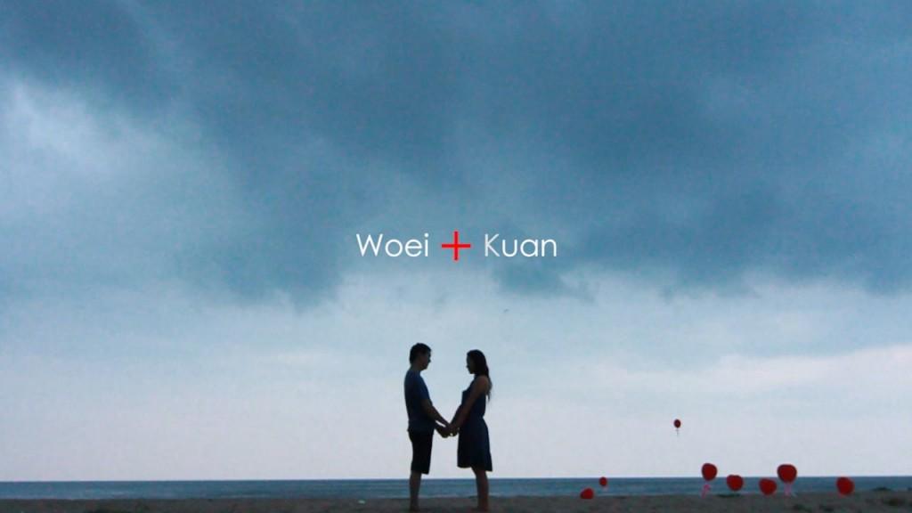 "Woei + Kuan ""You & I"" Love Story"