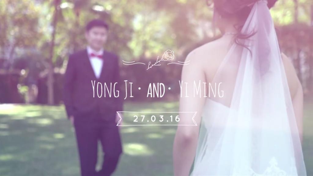 Yong Ji & Yi Ming (SDE)
