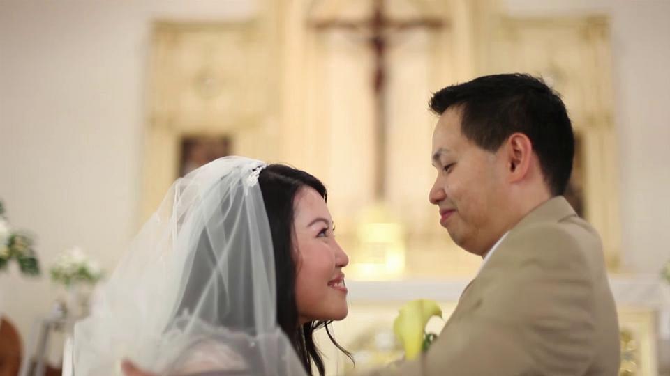 Nora & Chris's Wedding (SDE)