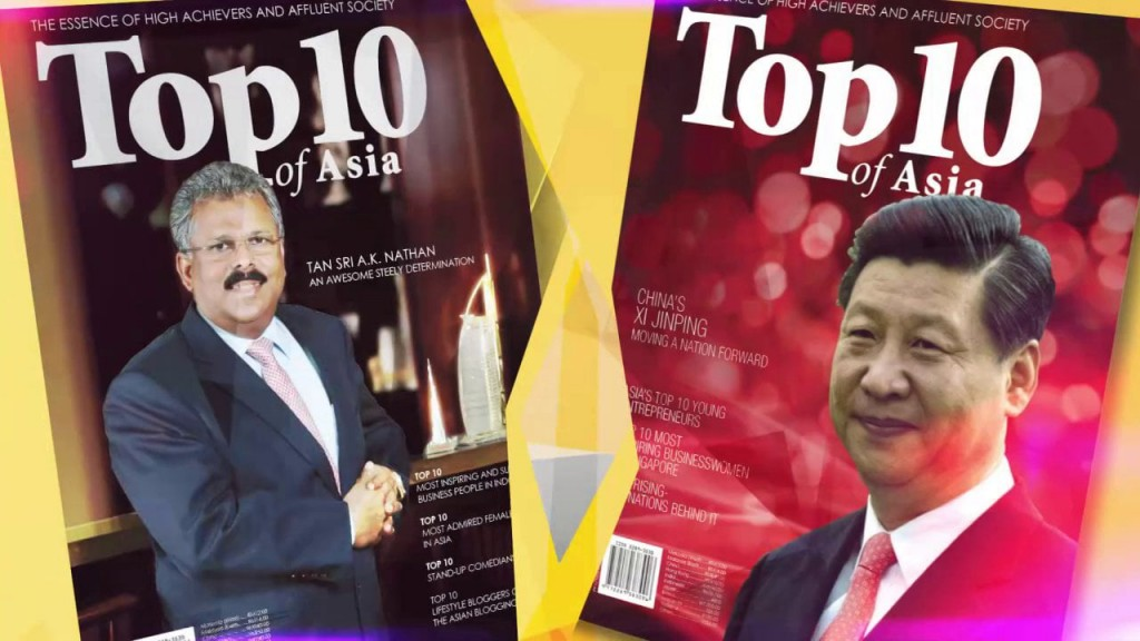 Top ASIA – CORPORATE BALL