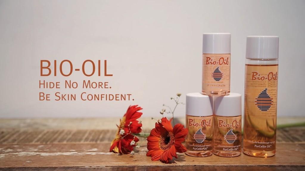 "Bio-Oil ""Hide No More. Be Skin Confident."" Workshop"