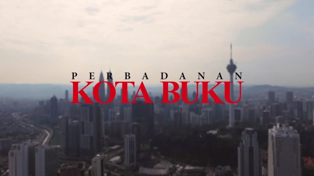 KotaKata @ Kota Buku