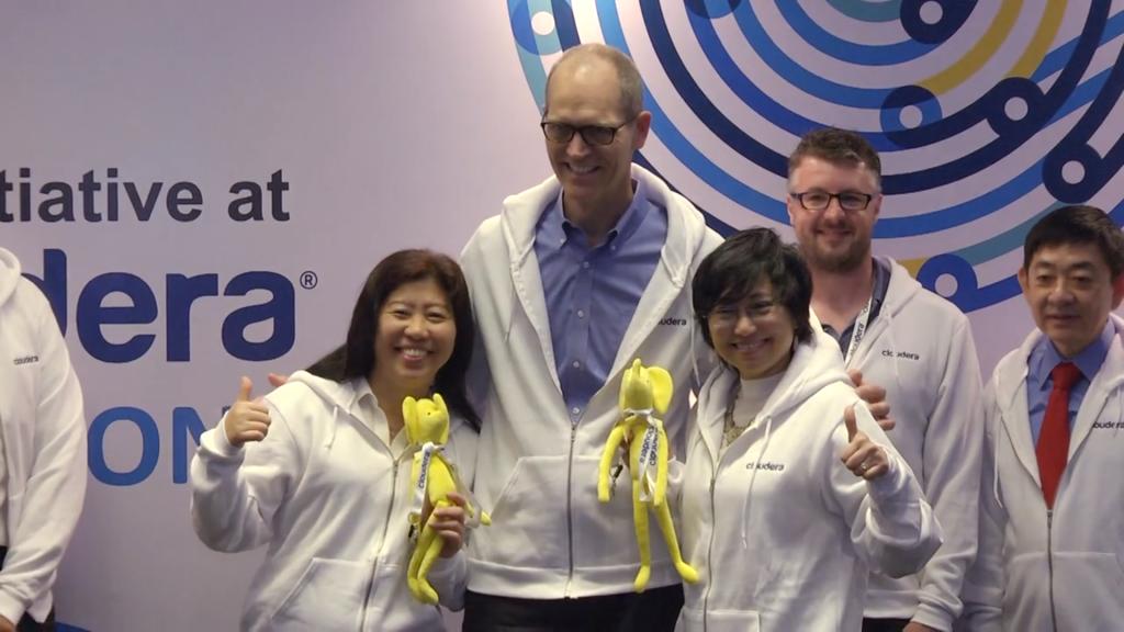 Launch of Cloudera – Malaysia