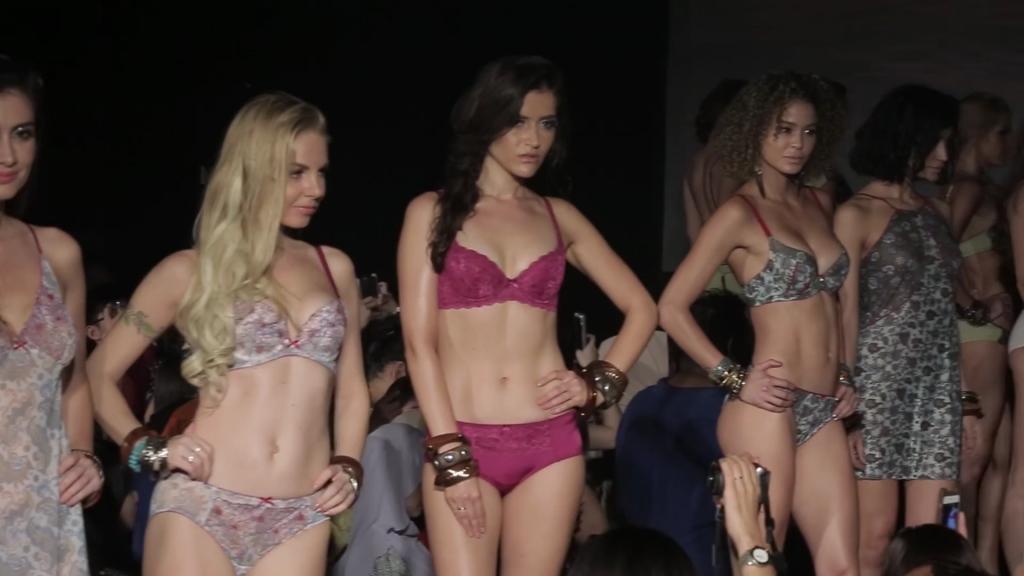 XIXILI Lingerie Fashion Show 2016