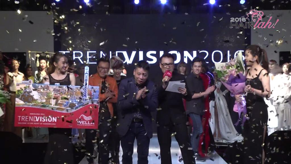 HairLah2016 – Wella National Trend Vision Award 2016 (Malaysia)