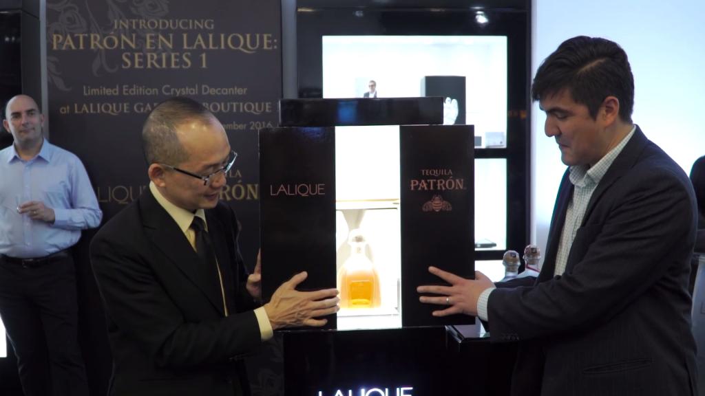 Introducing Patron En Lalique