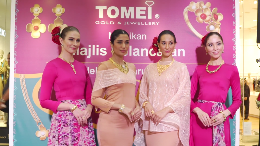 TOMEI – RAYA COLLECTION LAUNCH (2017)