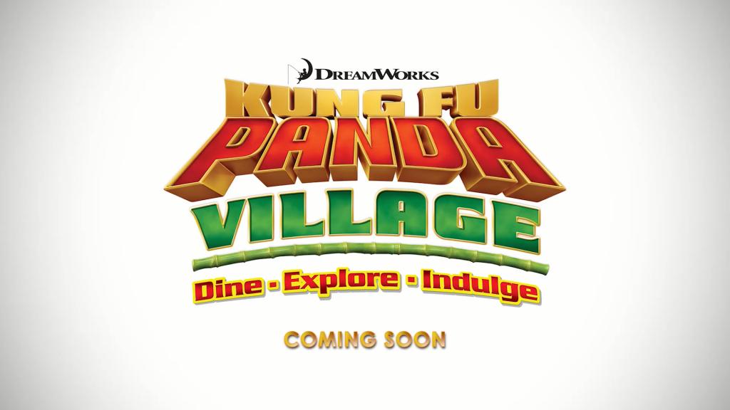 KUNGFU PANDA VILLAGE PROMO 2017