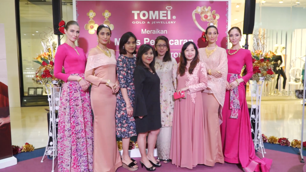 TOMEI RAYA COLLECTION LAUNCH 2017