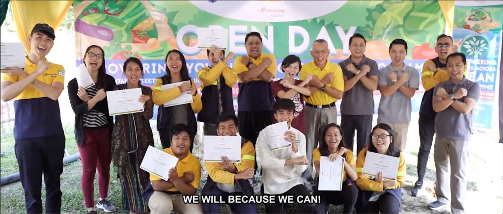 ASEAN Open Farm Launch (020319)