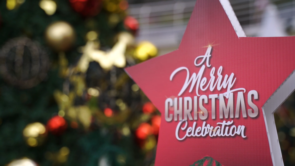 Christmas 2019 at The Waterfront ParkCity